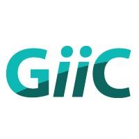 Logo for Giic. Text: GIIC